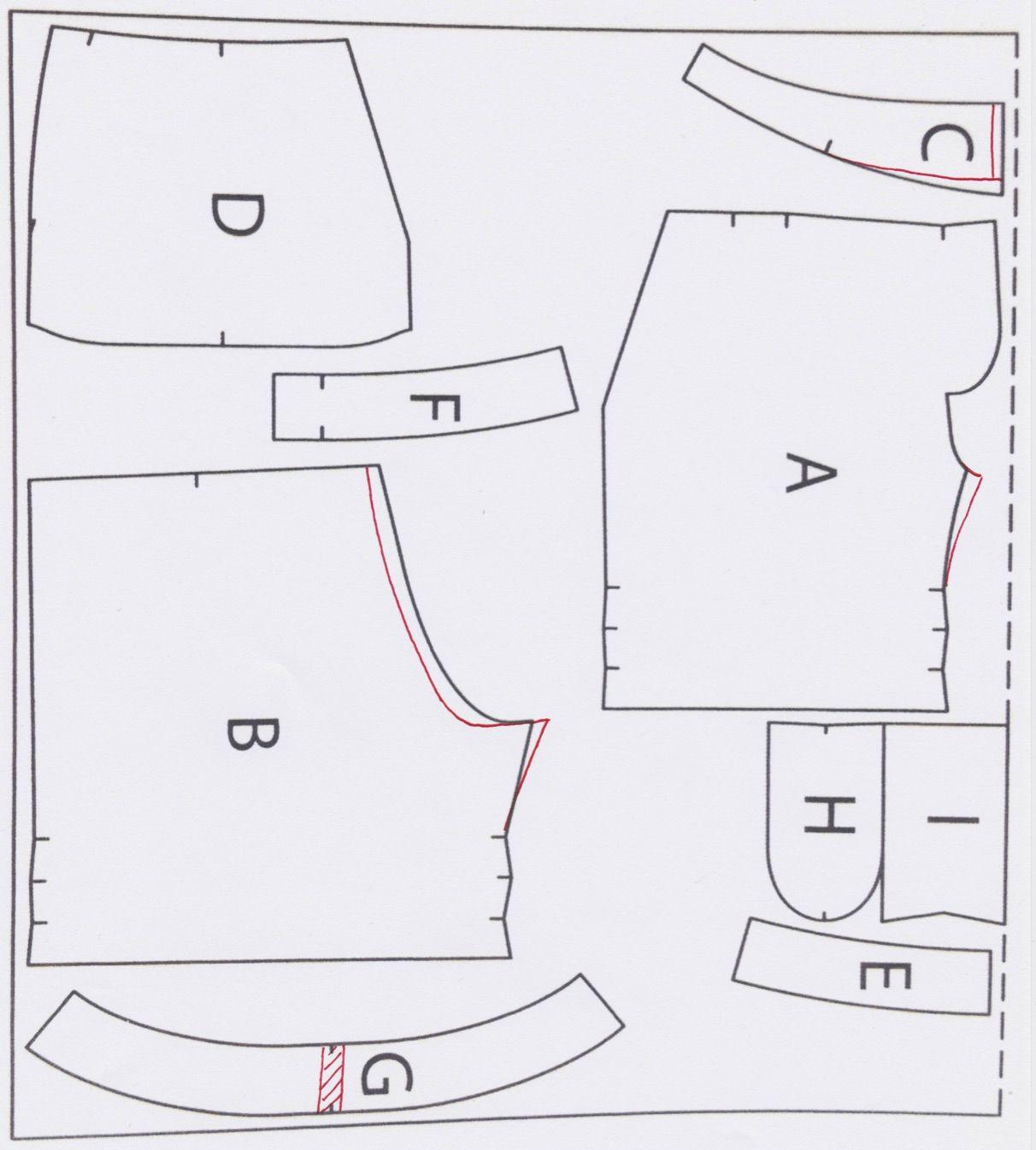 Short scarlet la maison victor couture patron pinterest couture tuto couture et sac - Maison couture et fils ...
