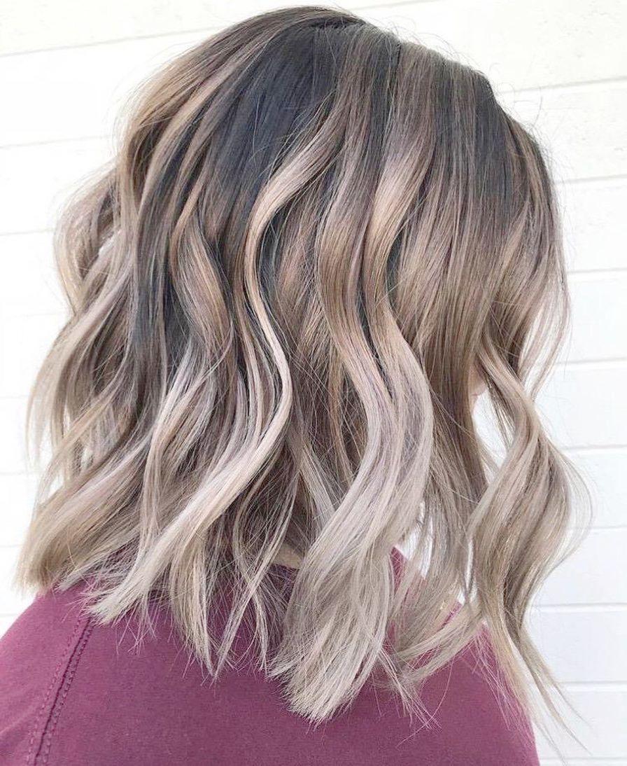 Hair Color Ideas For Long Curly Hair Between Haircut Near Me Open Sunday Hairstyles Kid Boy Out Hairs Medium Hair Color Creative Hair Color Medium Hair Styles