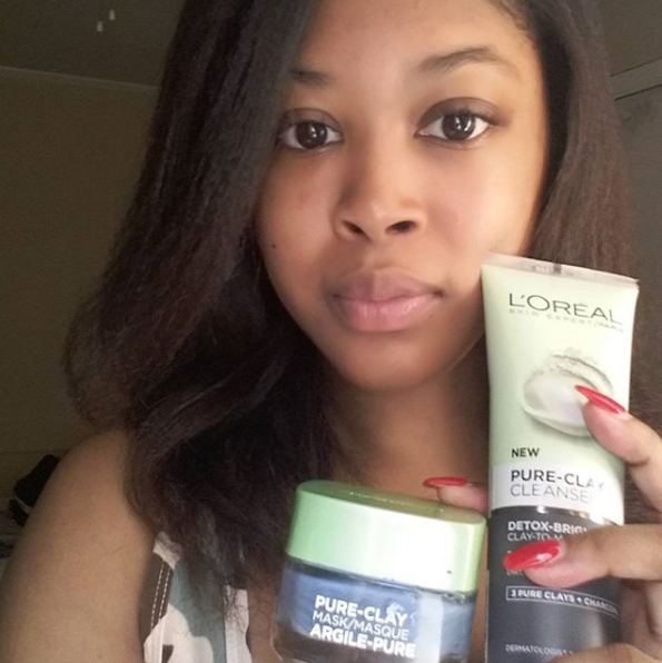 Pin by Cherese Ealy on Loreal Pure Clay VoxBox Clay