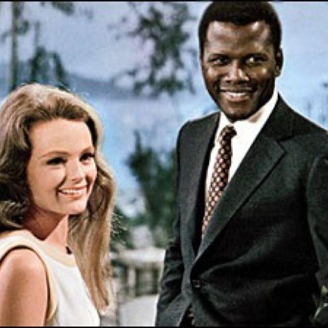 Interracial love in the movie