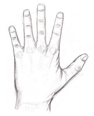 R sultat de recherche d 39 images pour dessin de la main gauche tatouage mains main gauche - Dessin de mains ...