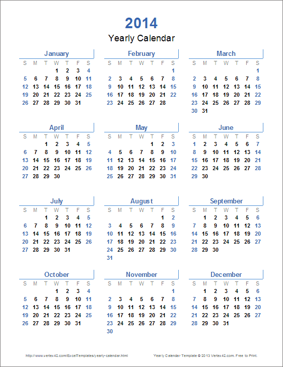 Free Printable  Month Calendar Templates  Get My Free Video