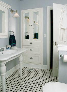 Ballard Small Bath Traditional Bathroom With Images Bathroom