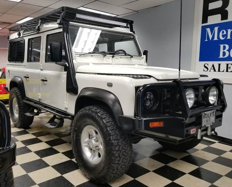 Used 1990 Land Rover Defender For Sale Land Rover Land Rover Defender Range Rover Car
