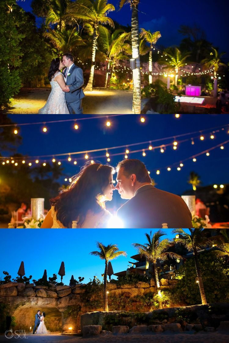 Hotel Xcaret Mexico Chapel Wedding J M Del Sol Photography En 2020