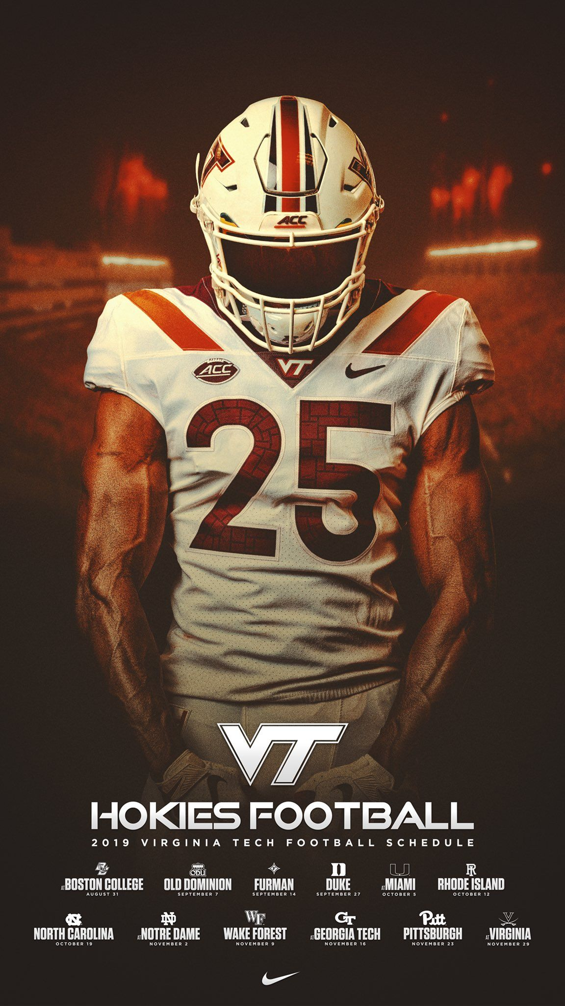 Hokies Football 🦃 on Virginia tech football, Virginia