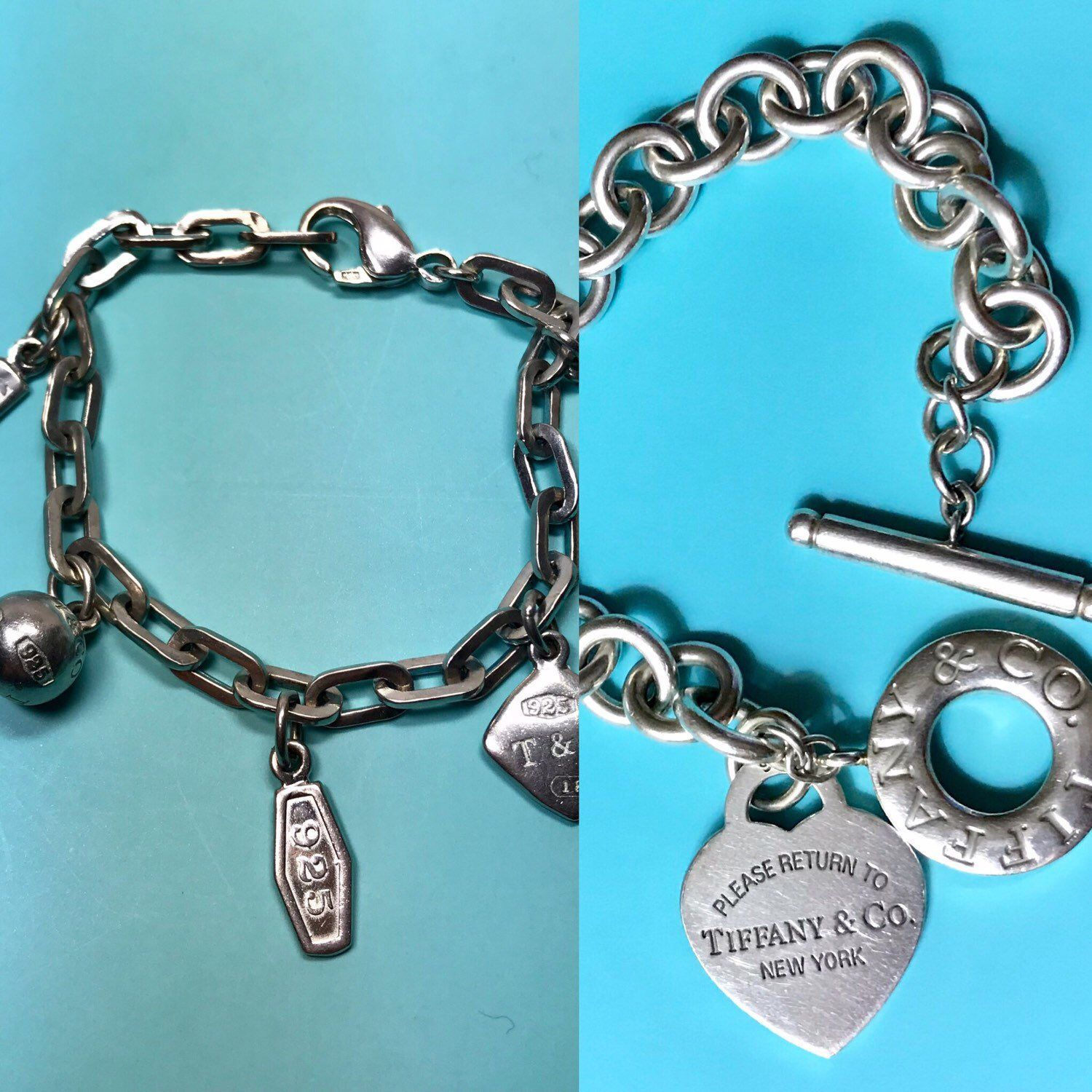 Looking For Vintage Tiffany Co Jewelry We Have Several Authentic Tiffany Sterling Silver Br Tiffany And Co Jewelry Sterling Silver Bracelets Vintage Tiffany