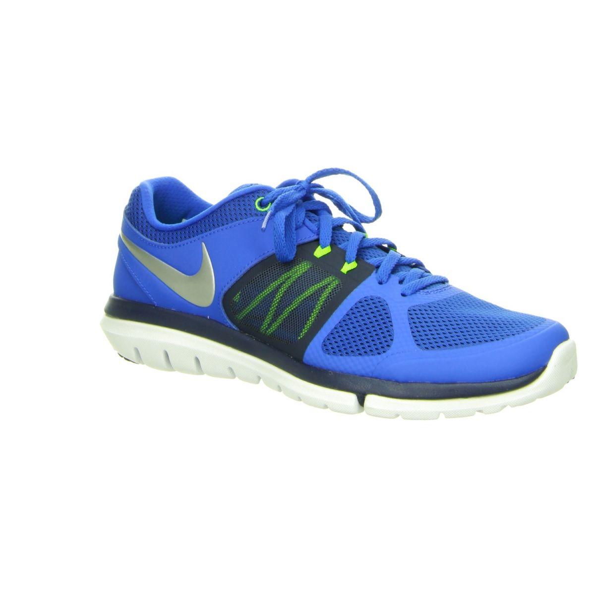 Nike - Nike Flex 2014 RN Cobaltblau/silber