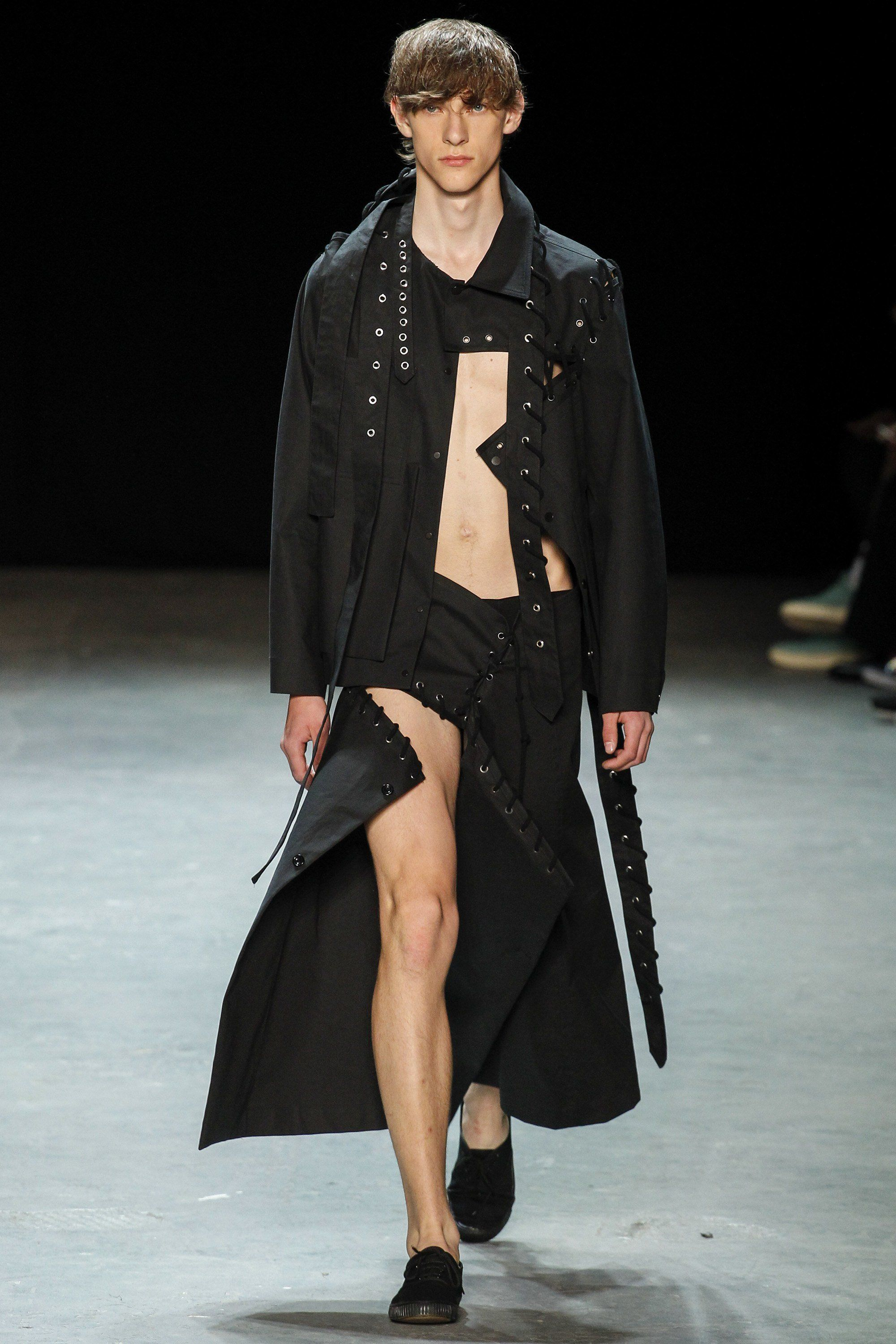The top menswear trends of spring spring hot boys and boys