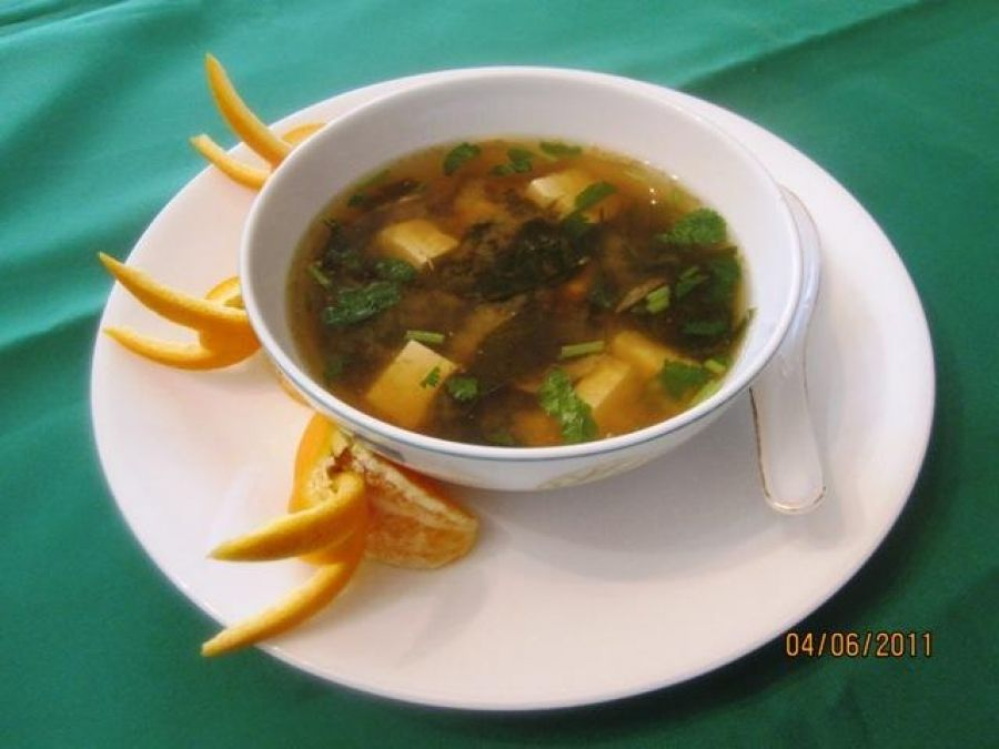日式味噌湯做法:味噌湯做法和煮法秘訣,味噌湯熱量低而且喝味噌湯的好處能降低幅射能!