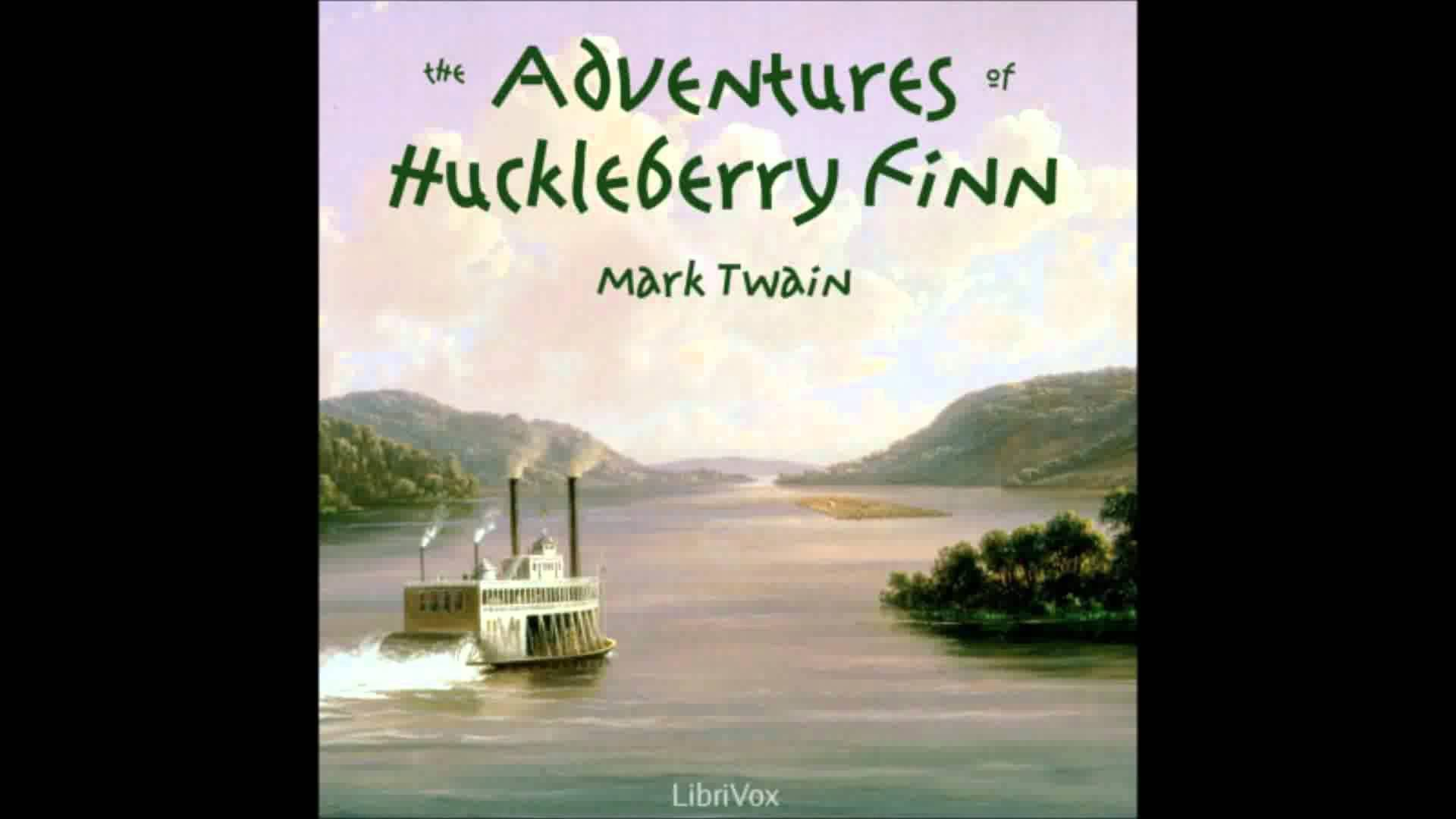 Adventures Of Huckleberry Finn By Mark Twain Free Audio
