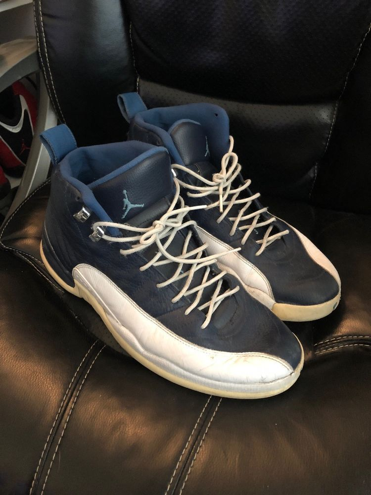 huge selection of 49894 ba704 Nike Retro Air Jordan 12 Obsidian Sneaker Size 13  fashion  clothing  shoes   accessories  mensshoes  athleticshoes  ad (ebay link)