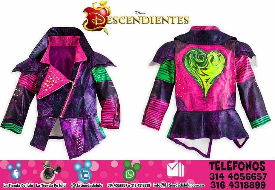 Disfraz Mal Los Descendientes Disney Disfraz De Mal Descendientes Disfraz De Mal Disfraz De Leon