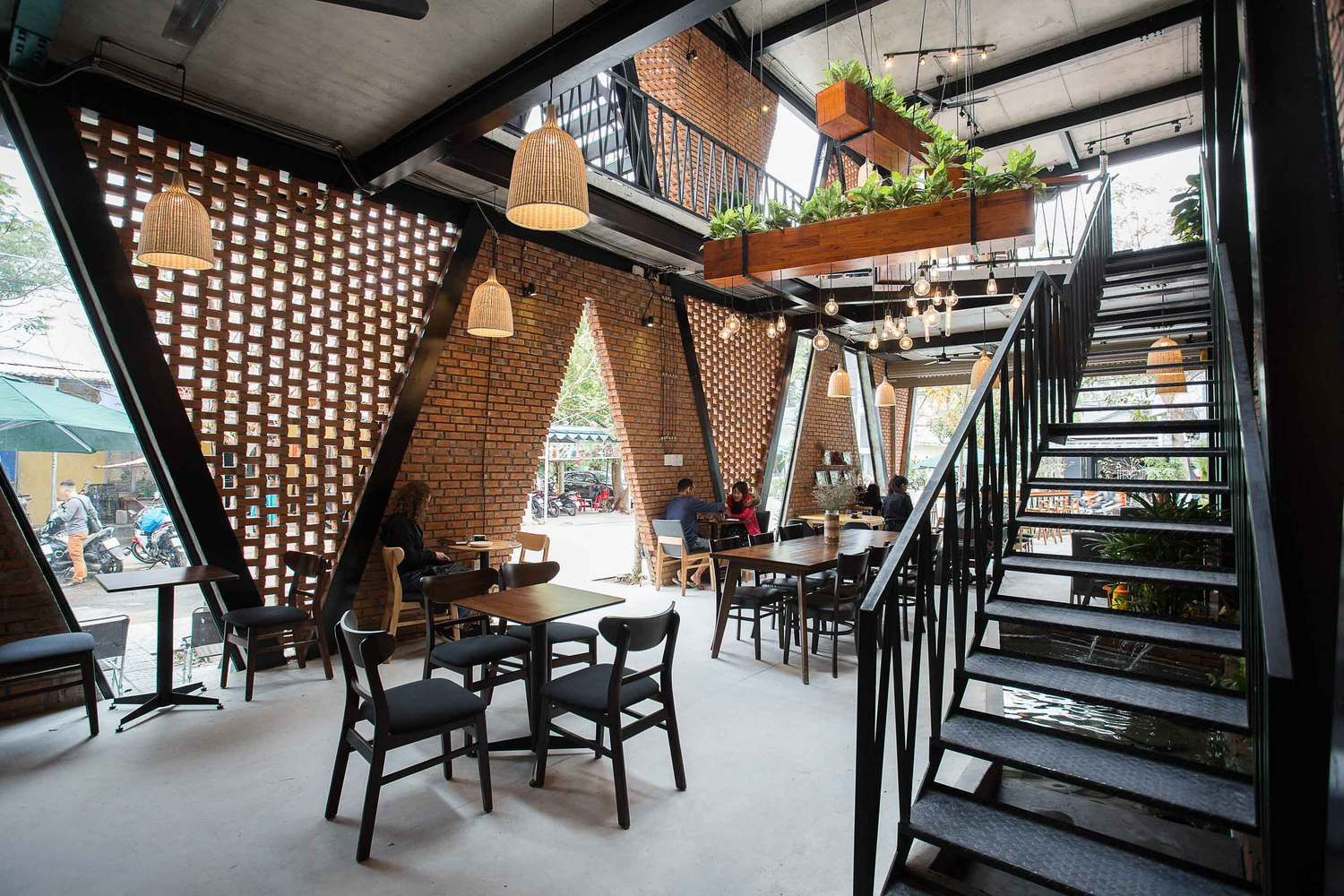 Gallery Of Mưa Coffee Shop 85 Design 28 Con Imagenes