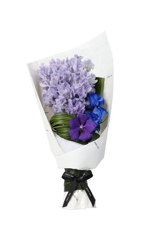 Armani Fiori Dried Flowers Flower Arrangements Flowers