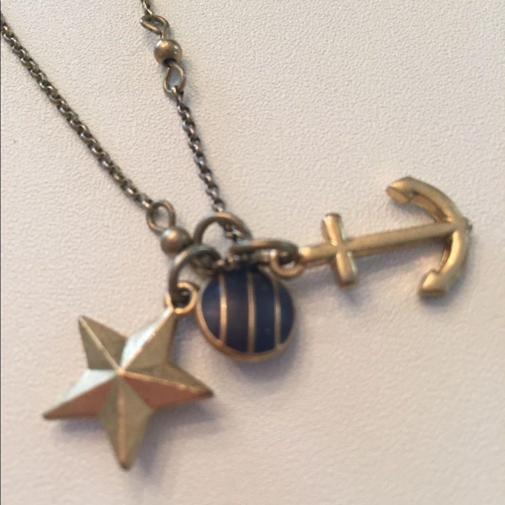Lia Sophia Nautical Necklace   Pinterest