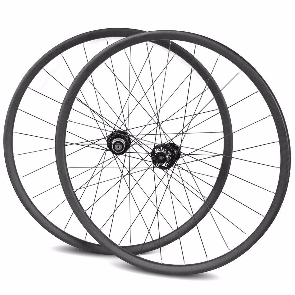 T700 full carbon fiber 29er mountain mtb bike wheels bicicletas ...