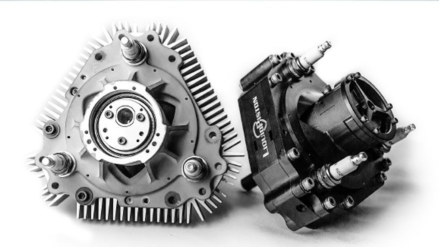 Compact Rotary engine is a petite powerhouse Engineering