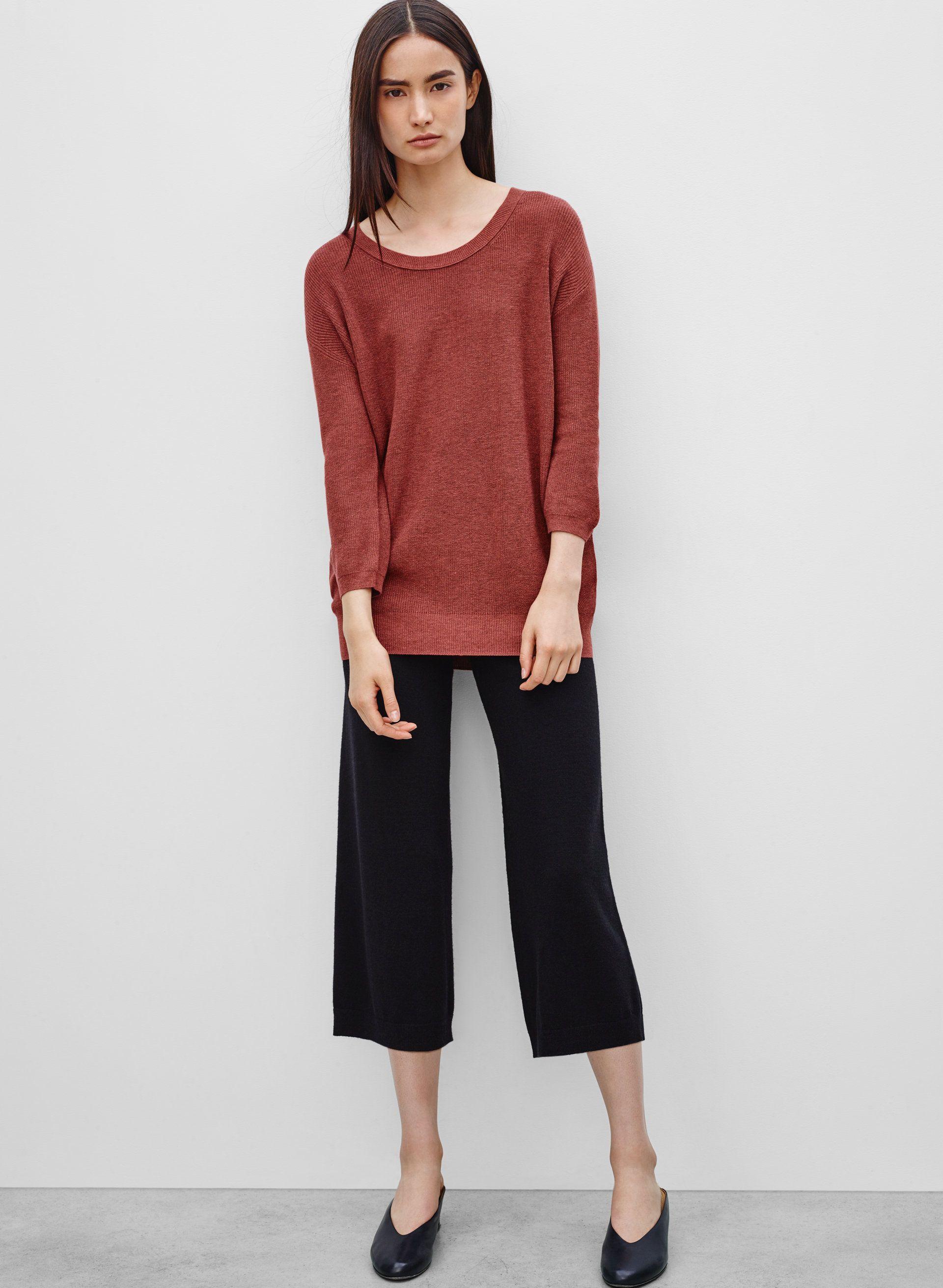 4f2571b3d25f13 Balzac sweater | Sweaters & Cardigans | Jumpers, Blouse dress ...