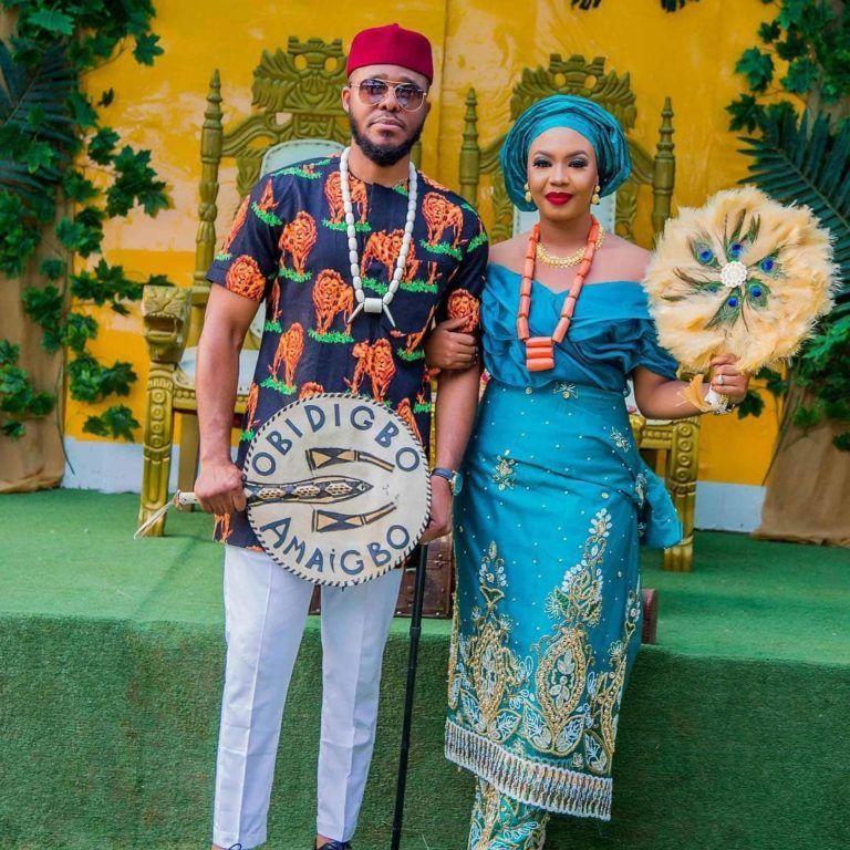 Beautiful Igbankwu Style Igbo Traditional Wedding Traditional Wedding Attire Igbo Bride