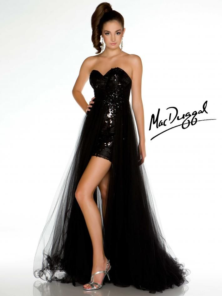 Love this hi-low gown. Found at Regiss Prom in Bowling Green, KY ...