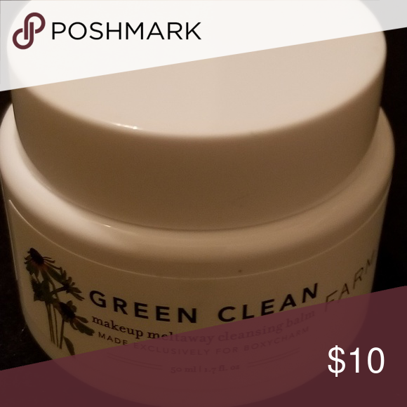 Farmacy Green Clean Makeup Removing Cleansing Balm Brand