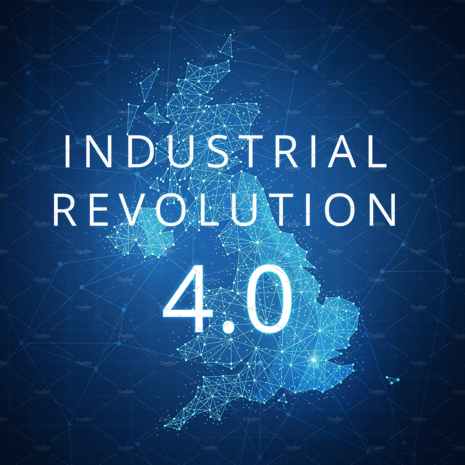 Fourth Industrial Revolution On Blockchain Polygon Great