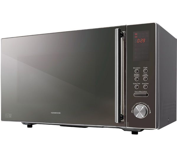 Kenwood K25mms14 New Microwave Oven Silver 900w 25 Litre Rrp 139