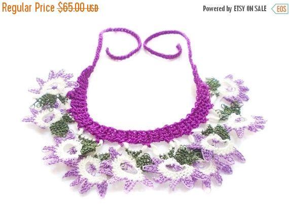 ON SALE Lace Jewelry Bracelet  Leaf Bracelet Needle Lace