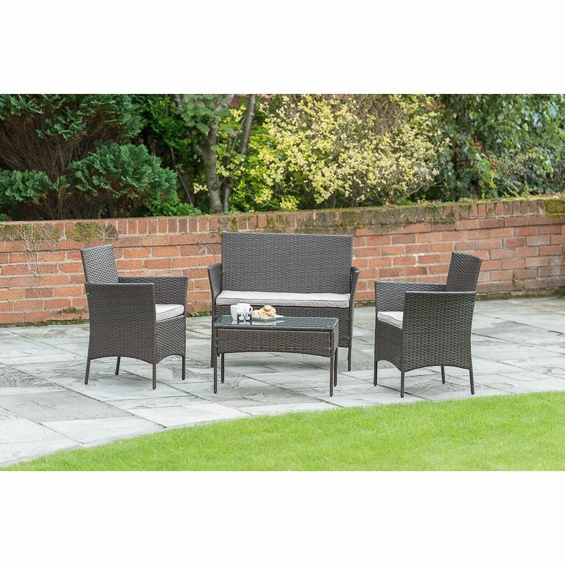 Outdoor Table And Chairs Set B M - Mediconist