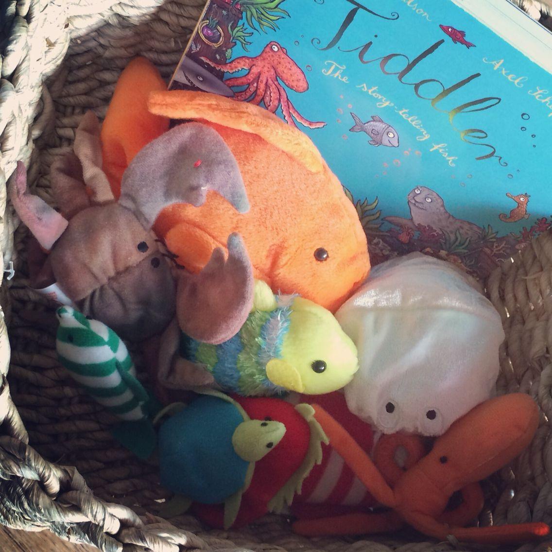 Tiddler Story Basket