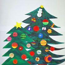 Weihnachten im kunstunterricht in der grundschule 136s webseite kunst pinterest - Weihnachten grundschule ideen ...