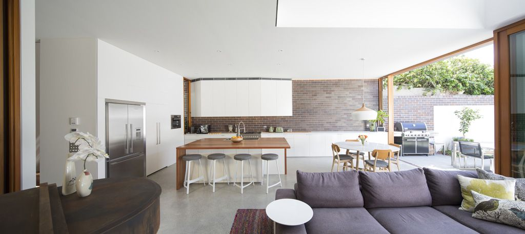Green House by carterwilliamson architects. Balmain, NSW Australia ...