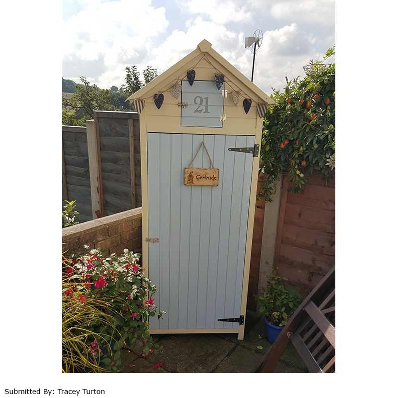 greenfingers sentry apex storage shed 25 x 6ft on sale fast delivery greenfingers - Garden Sheds Quick Delivery