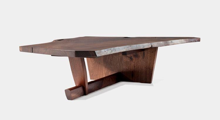 Furniture Holtz Coffee 2 Anese Furniturecontemporary Furnituregeorge Nakashimawood Joinerytable