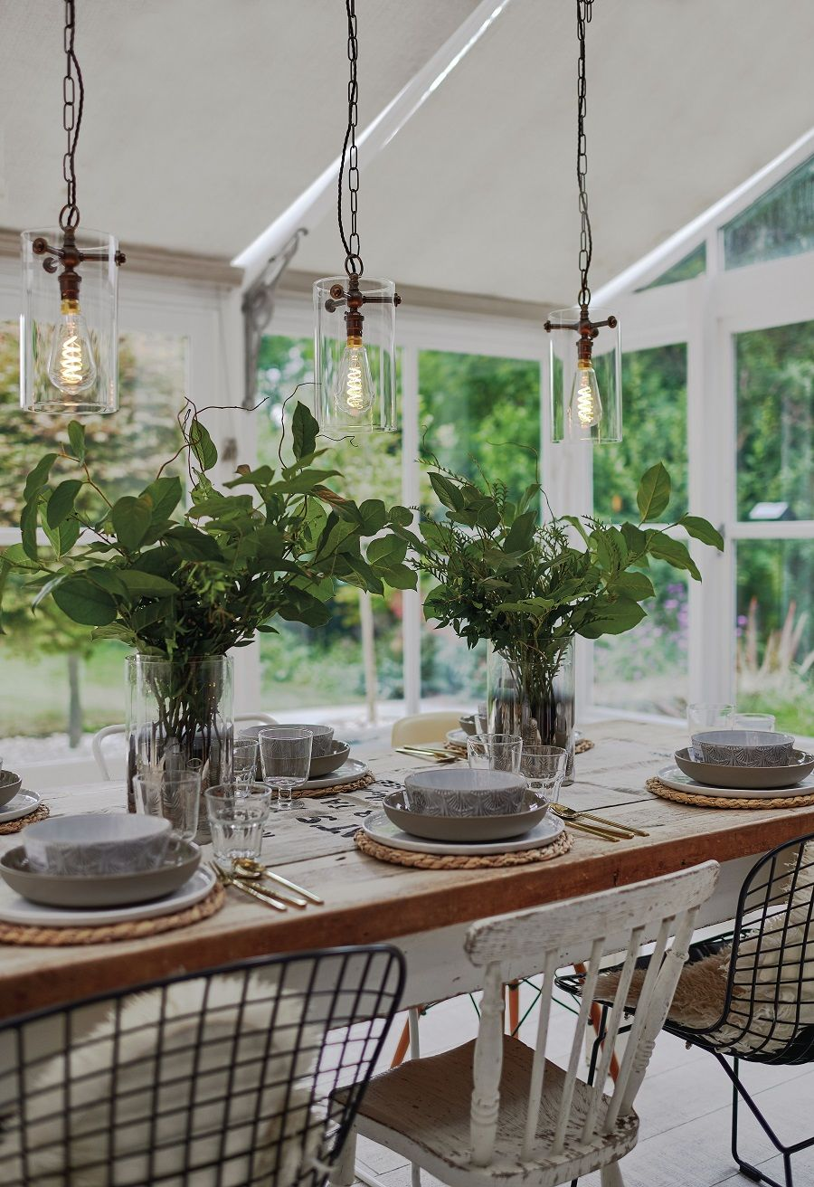 A Garden Room Dining Room And How To Get The Look Dining Room