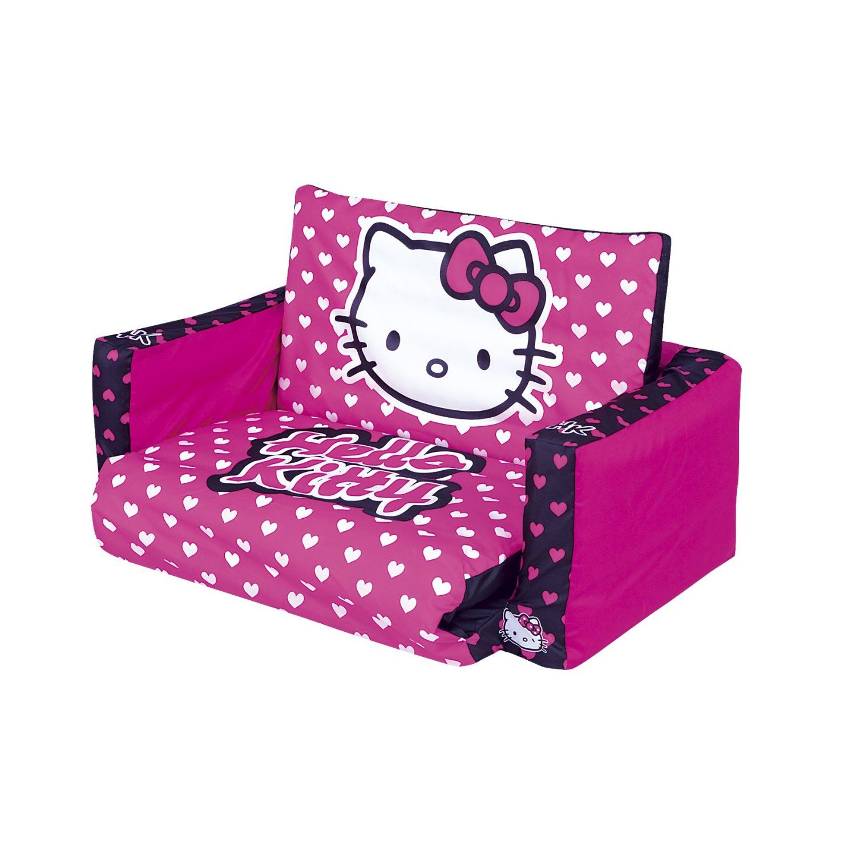 Hello Kitty Tween Flip Out Sofa Amazon.co.uk Kitchen
