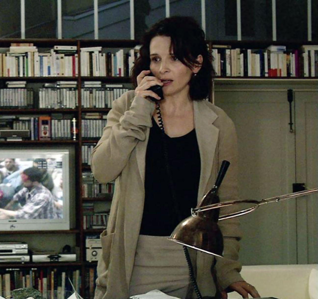 Dans Caché, un film de Michael Haneke (2005).