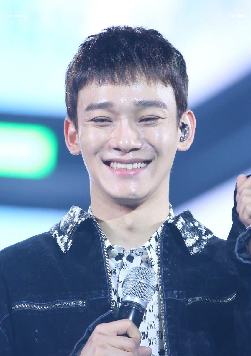Chen Exo 2018 >> 180203 Chen Green Nature 2018 Exo Fan Festival Kim Min
