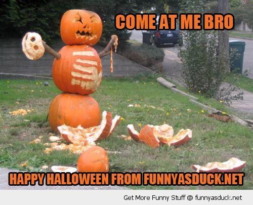 happy halloween funny photo