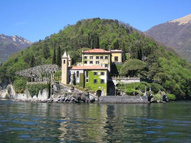 Villa Balbianello On Lake Como Bellagio Italy My Dream Was To Get Married There