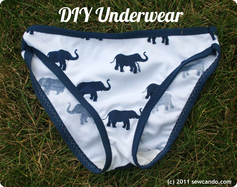 eb10aaa82fc How to make underwear or panties yourself - (full tutorial   how to make  your own pattern - JD)