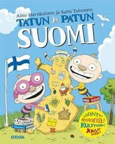 Vauhdikkaat Outolan pojat Tatu ja Patu eivät jätä moreenin murentakaan kääntämättä perehtyessään ihmeellisen Suomen historiaan, sen hurjaan luontoon ja...