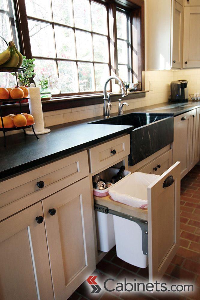 Shaker II Maple Antique White Brushed Gray Glaze   Kitchen ...