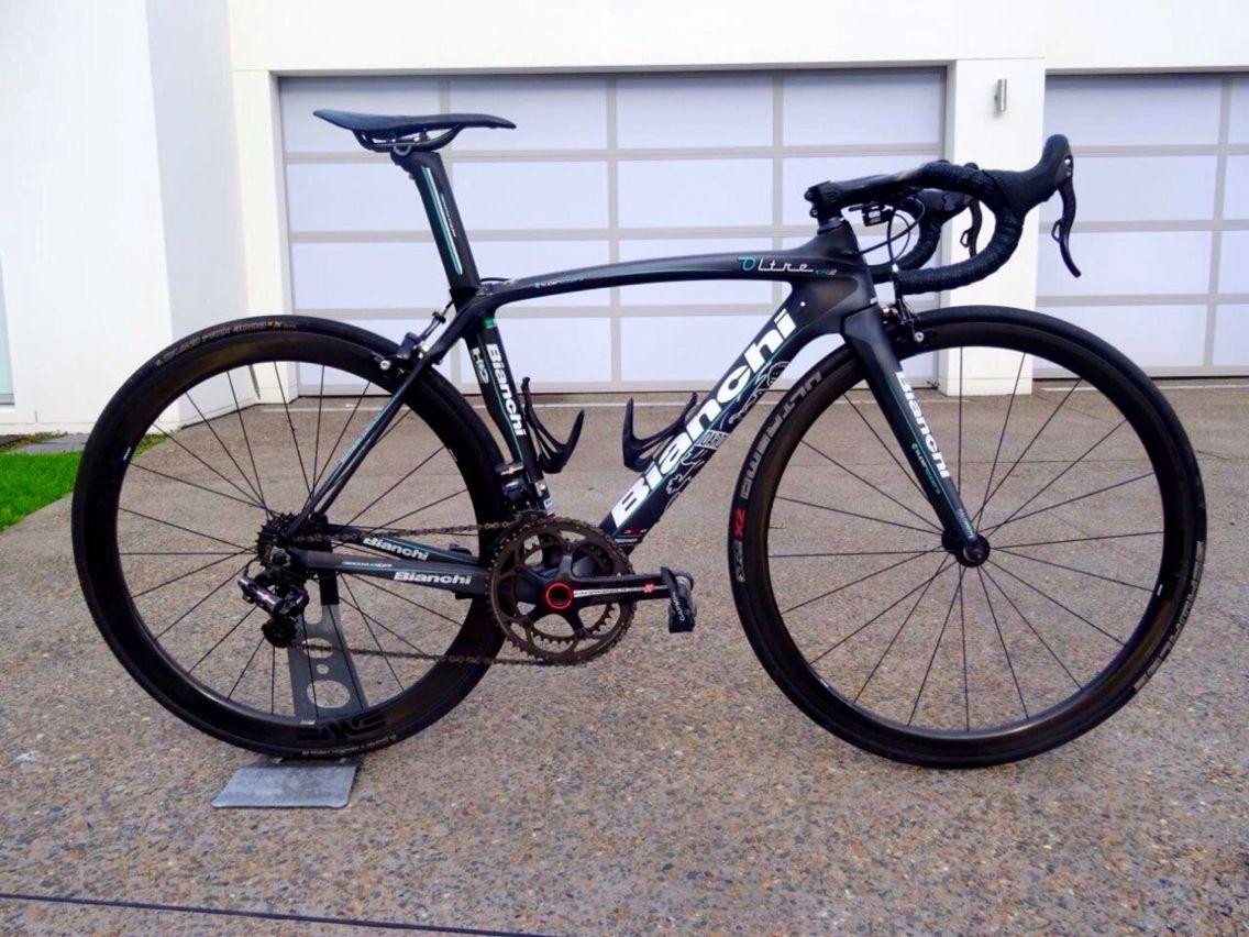 Bianchi Oltre XR2 Pretty bike