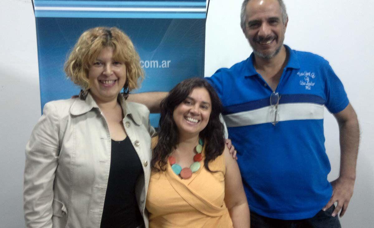 Con Cecilia Nuñez : Marketing de Contenidos