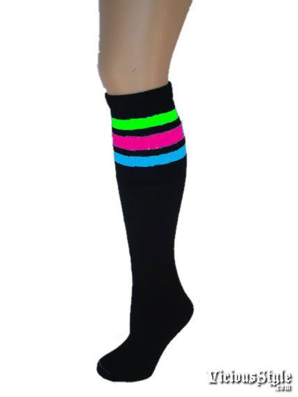 neon sock tube - Google Search