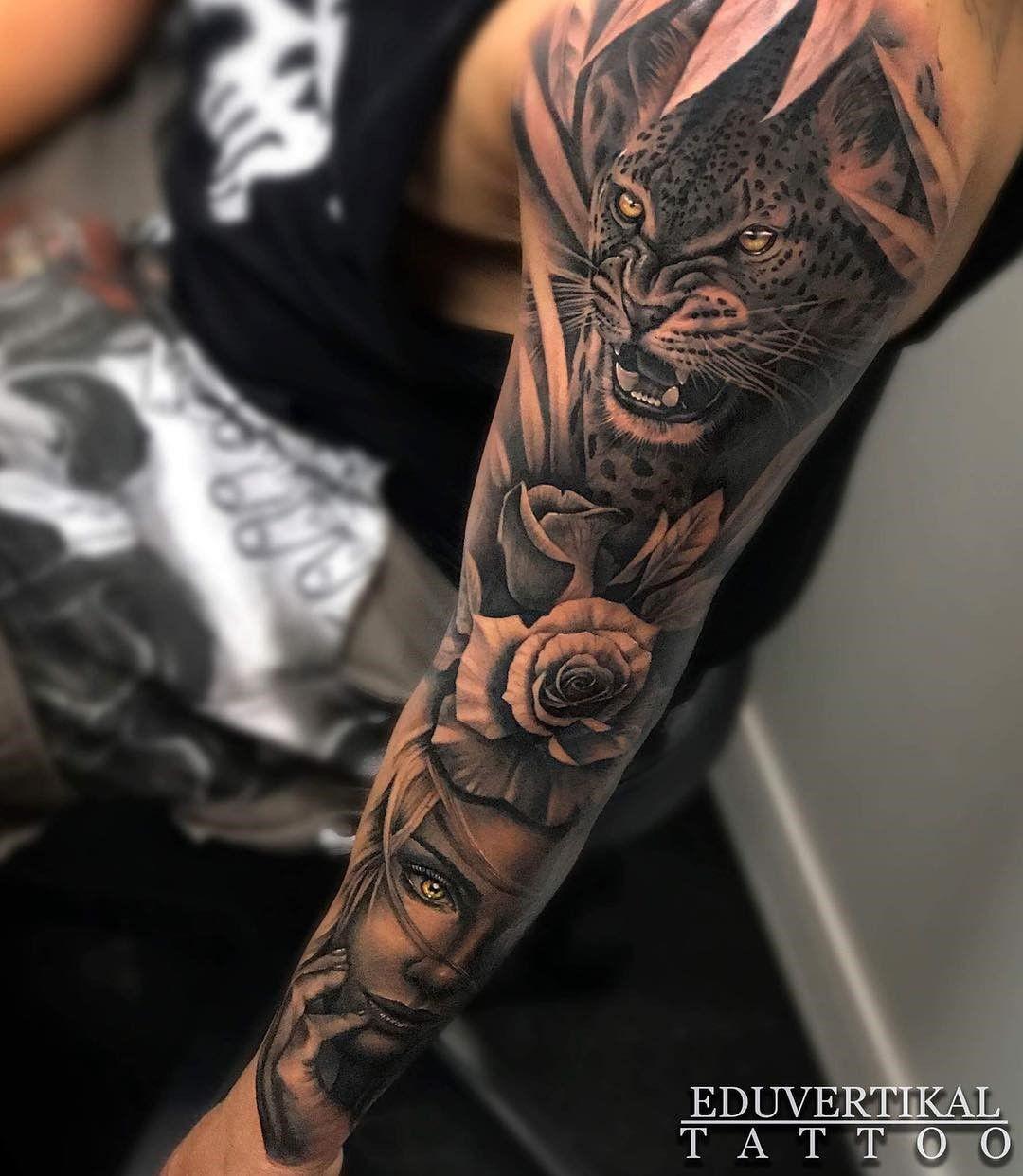 Pin By Garrikmcnair Yputlqtattoomodel On Sleeve Tattoo Designs