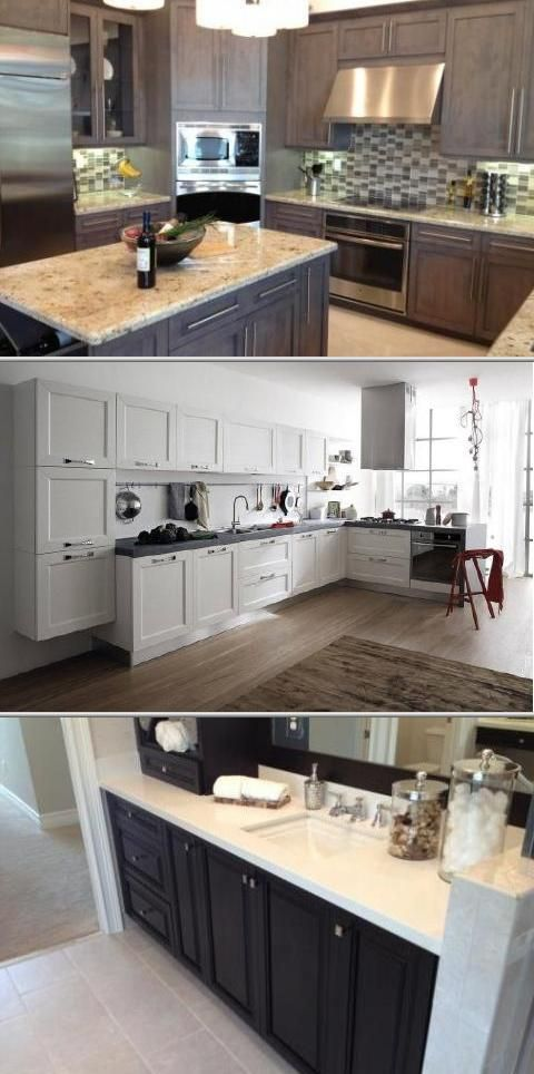 Miller Renovations, Inc. Does Custom Wood Kitchen Cabinetry Made To Order  For