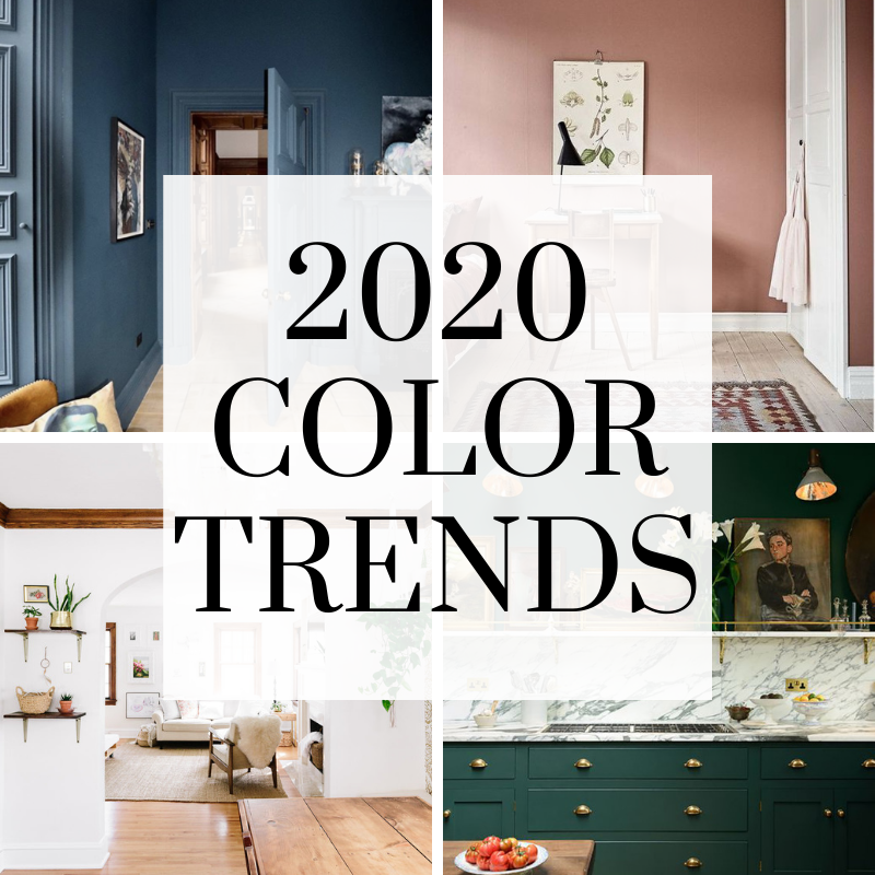 2020 color trends in 2020 trending decor dining room on best colors for home office space 2021 id=11970